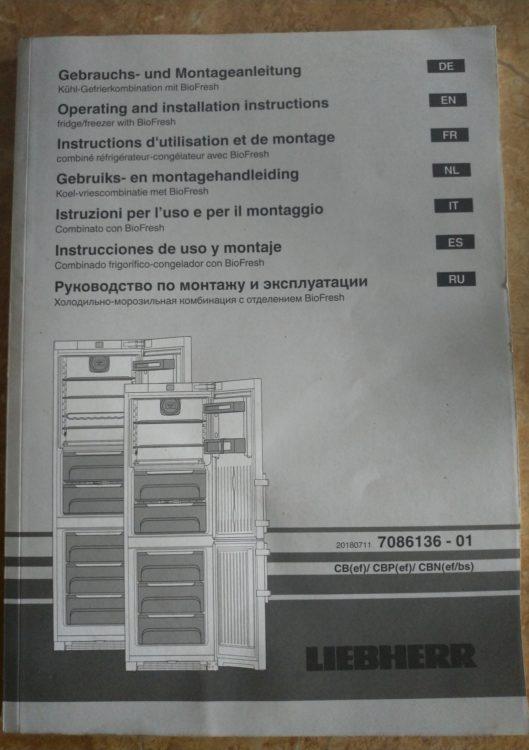 Liebherr CBNef 4815 - Image 14
