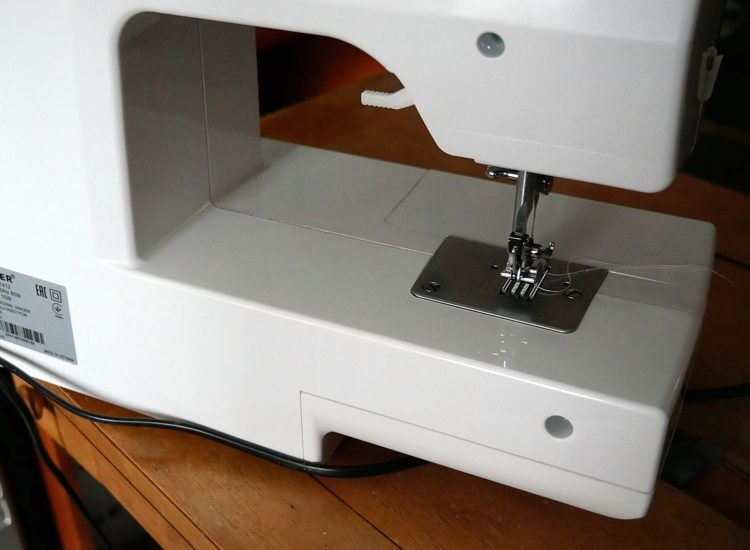Sewing Machine Singer 1412 - Image 18