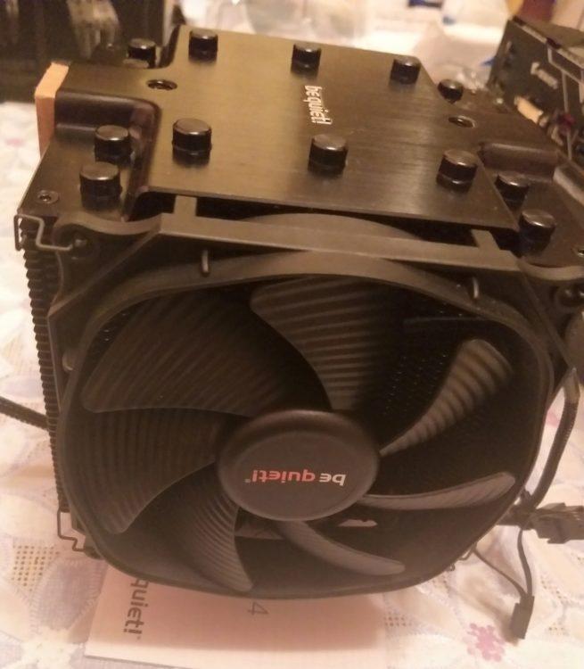 Cooler Be Quiet! Dark Rock Pro 4, image 1