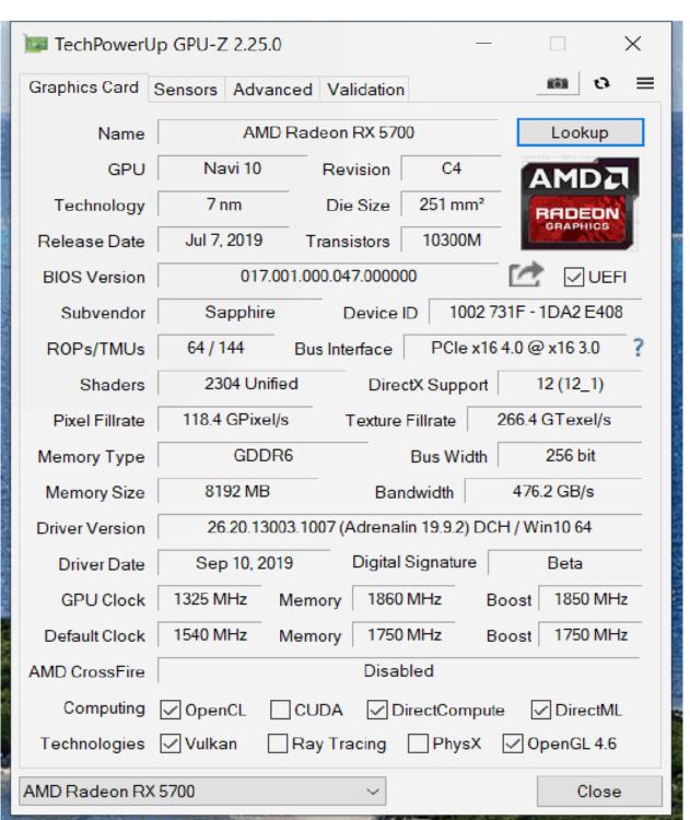 Sapphire Radeon RX 5700 8192Mb PULSE OC - Image 21