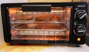 Review on Galaxy GL 2619 Mini-Oven - Image 2