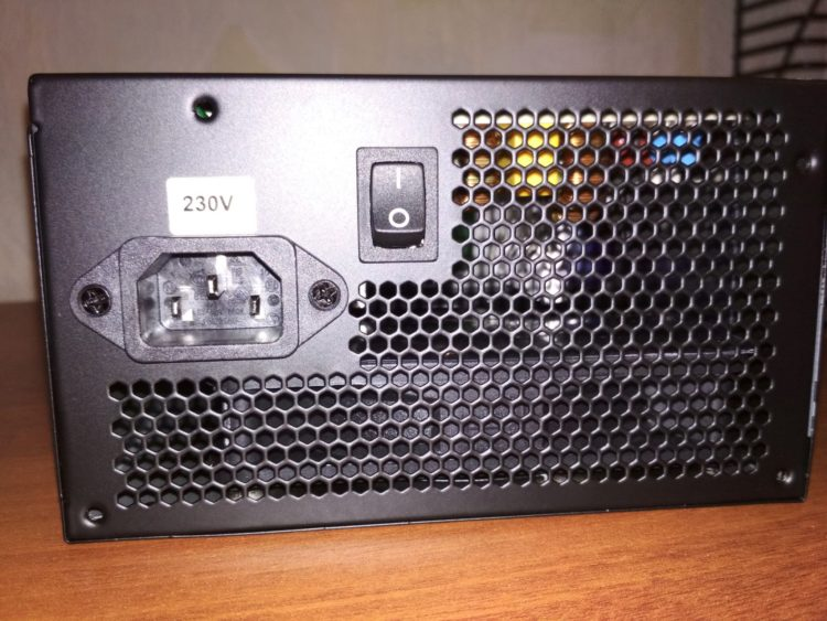 Chieftec ELP-700S Element 700W Power Supply, image 4