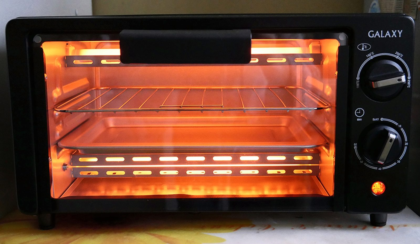 Review On The Galaxy Gl 2619 Mini Oven
