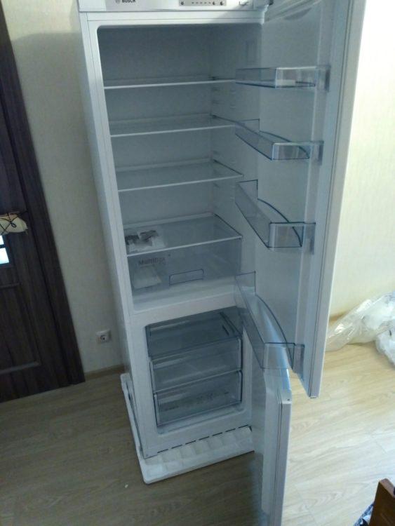 Bosch KGV36NW1AR Refrigerator, image 5