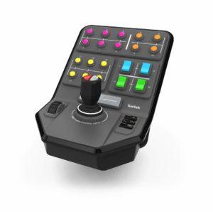 Logitech G Saitek Farm Sim Vehicle Side Panel USB