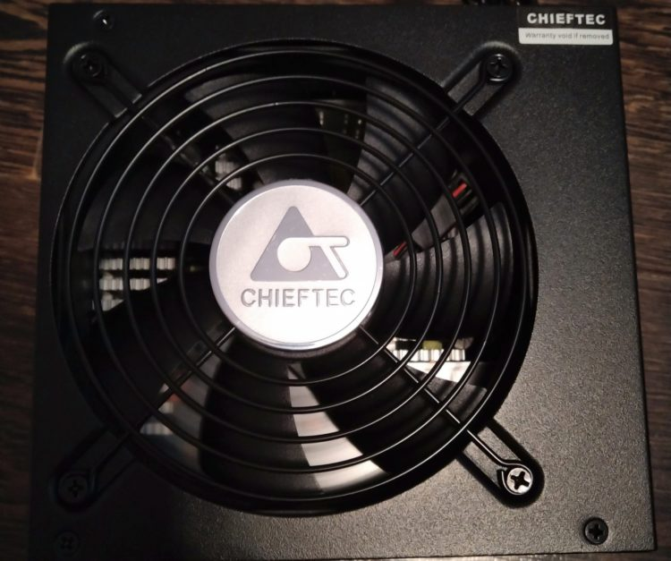 Power Supply Chieftec CTG-650C 650W, photo 6