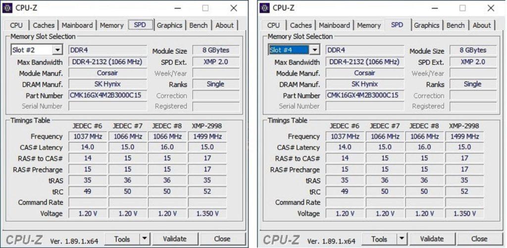 Review on Corsair DDR4 16Gb (2x8Gb) 3000MHz PC-24000 Vengeance LPX - Image 7