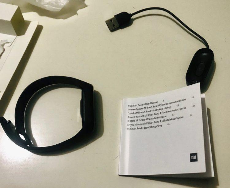 Xiaomi Mi Band 4 Fitness Bracelet, image 9