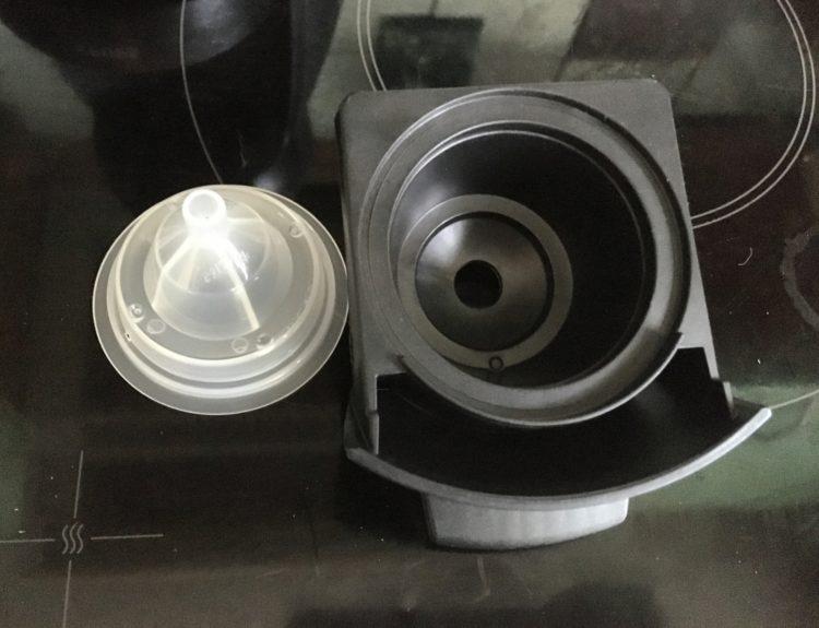 Krups KP100B10 Dolce Gusto Coffee Machine, image 10
