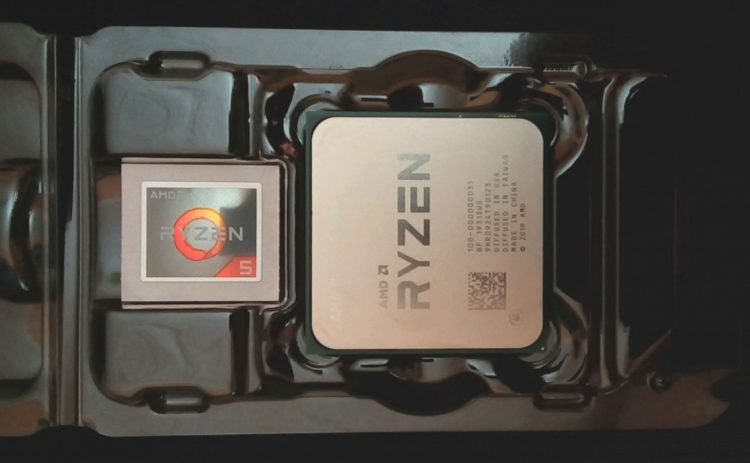 CPU AMD Ryzen 5 3600 AM4, image 10