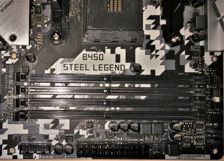 ASRock B450 Steel Legend AM4 ATX, image 10