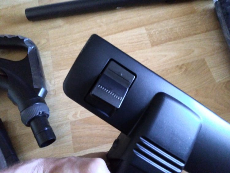 Vacuum Cleaner Samsung VC18M21C0VN, image 10