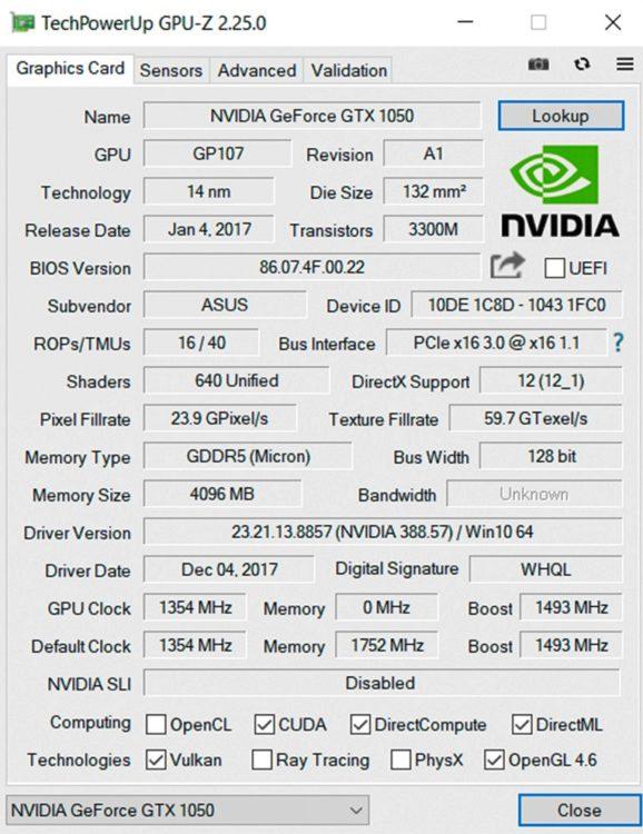 Asus VivoBook Pro N580GD Notebook, image 10