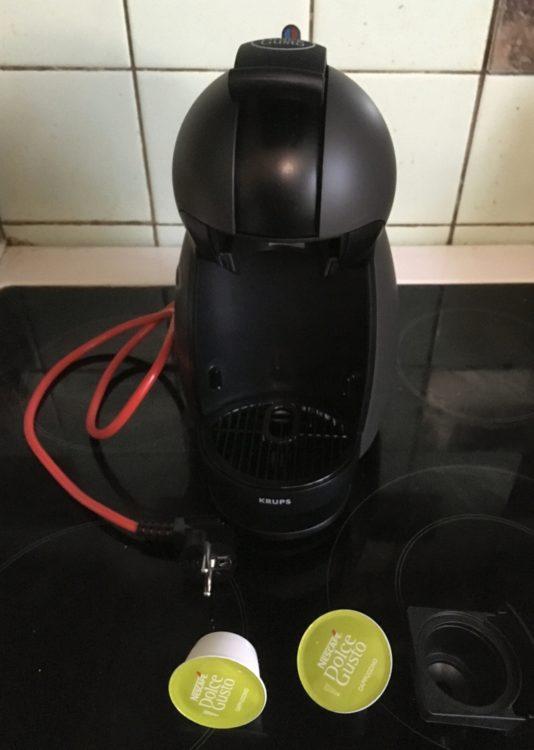 Krups KP100B10 Dolce Gusto Coffee Machine, image 11