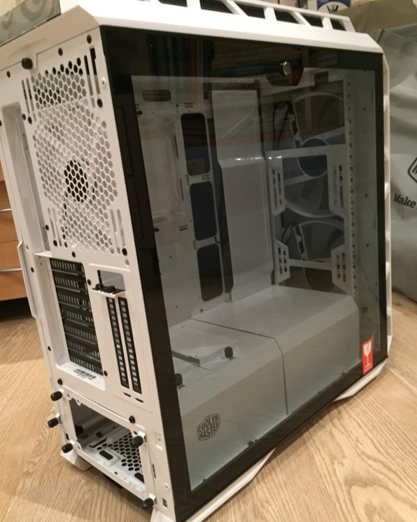 Cooler Master H500P Mesh White, photo 11