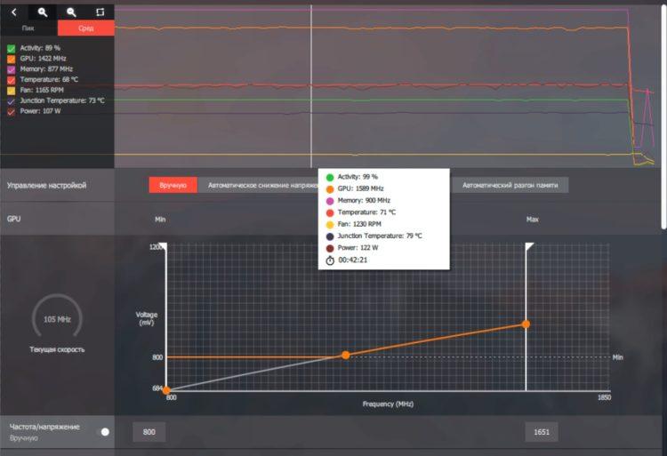 Radeon RX 5700 8192Mb PULSE OC, image 12