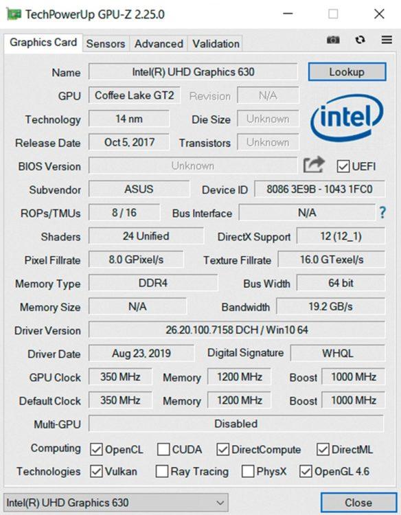 Asus VivoBook Pro N580GD Notebook, image 12