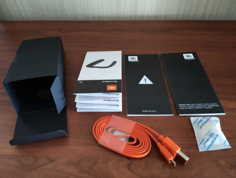 Portable Speakers JBL Soundgear, image 12
