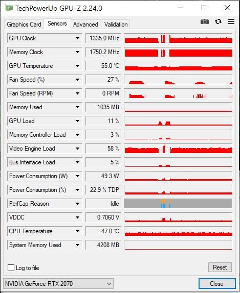 Gigabyte GeForce RTX 2070 8192Mb GAMING OC WHITE, image 13