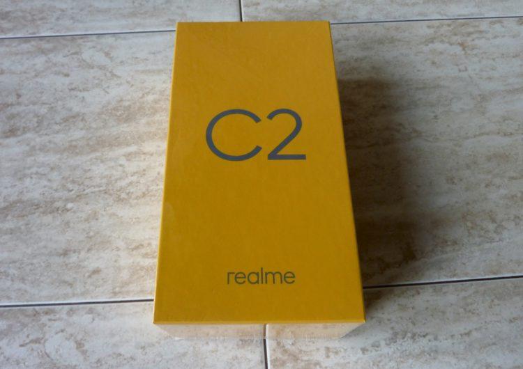 Smartphone Realme C2, image 14