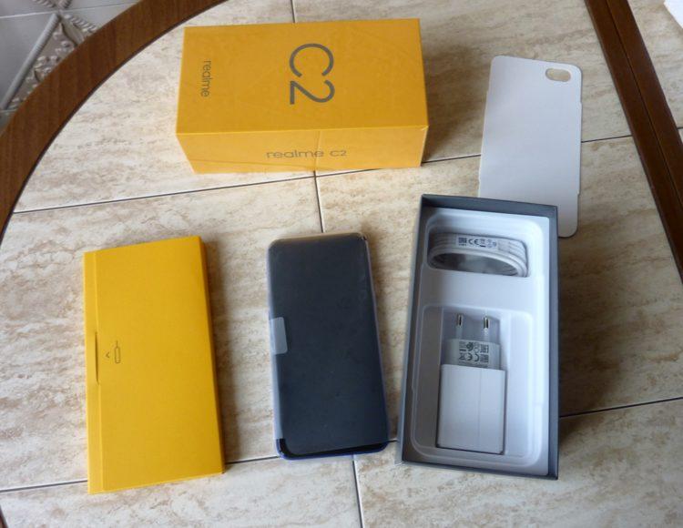 Smartphone Realme C2, image 15