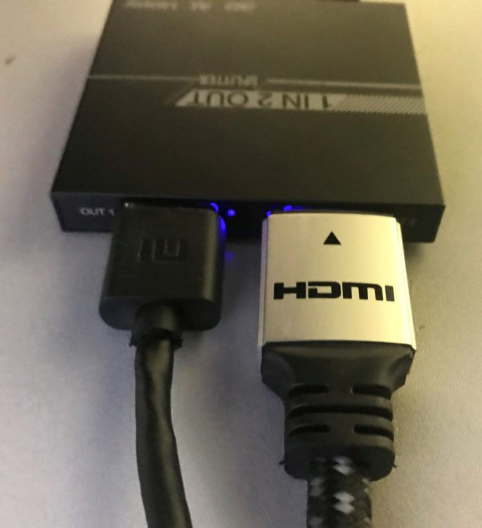 Greenconnect v1.4 HDMI Splitter 1 to 2, image 16