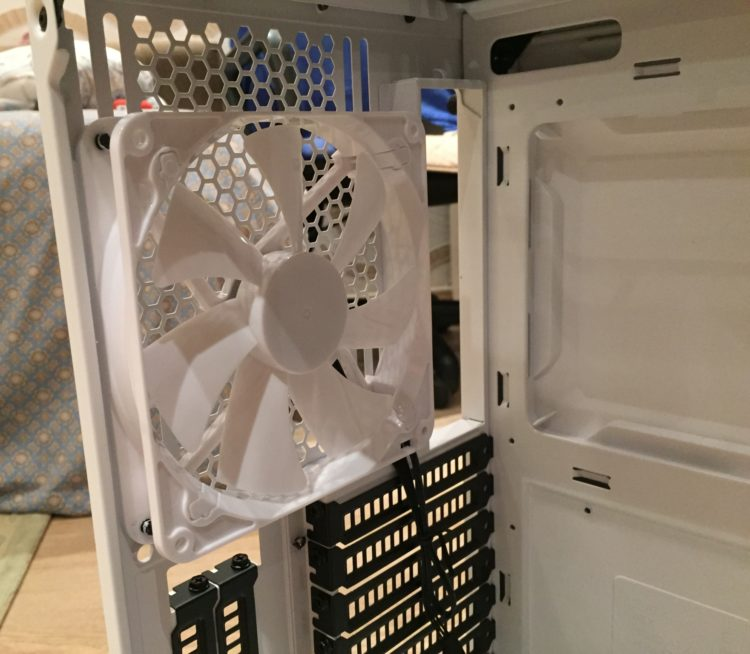 Cooler Master H500P Mesh White, photo 17