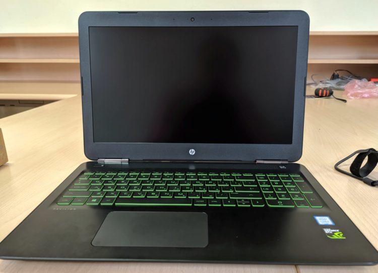 HP Pavilion Gaming 15-bc437ur, image 19