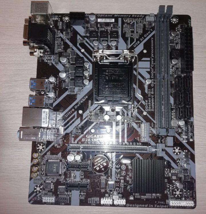 Gigabyte B365M D2V LGA1151 v2, image 1
