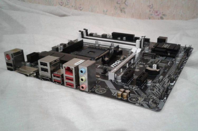MSI B450M BAZOOKA V2, image 1