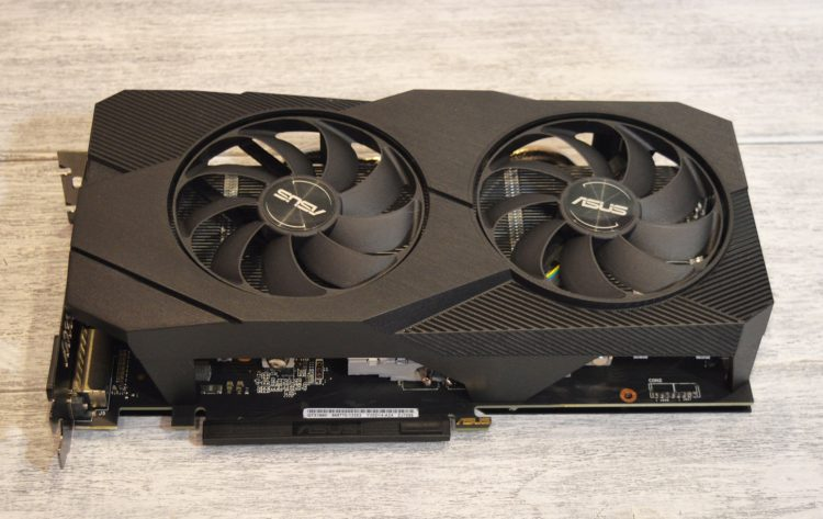 ASUS GeForce GTX 1660 6GB Dual EVO, image 1