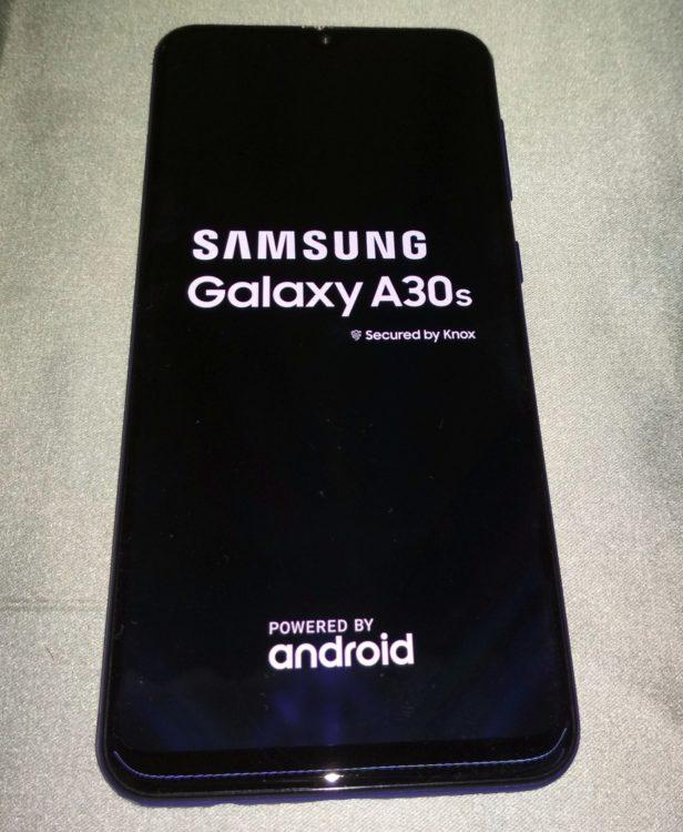 Samsung Galaxy A30s 32GB Violet, image 1