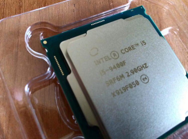 CPU Intel Core i5-9400F LGA1151 BOX, image 1