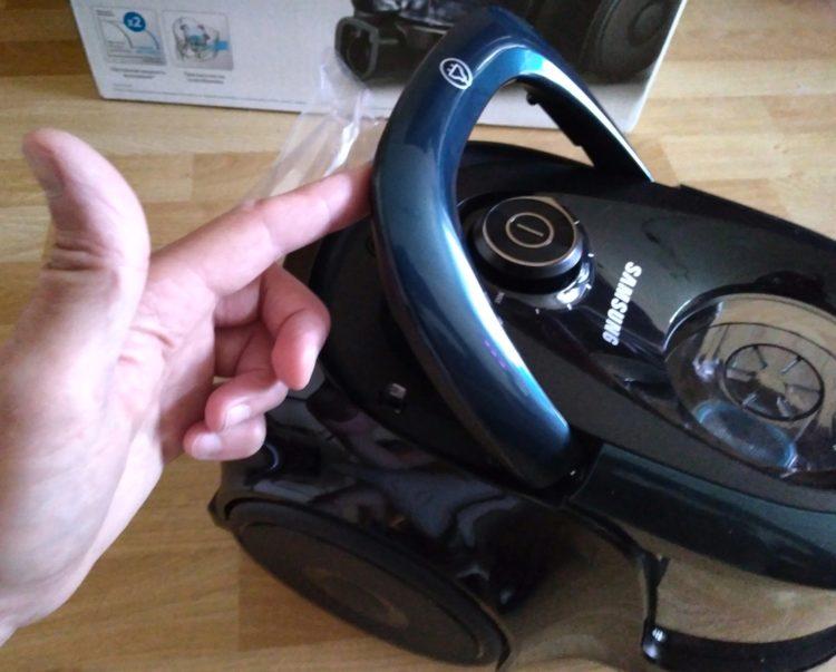 Vacuum Cleaner Samsung VC18M21C0VN, image 20