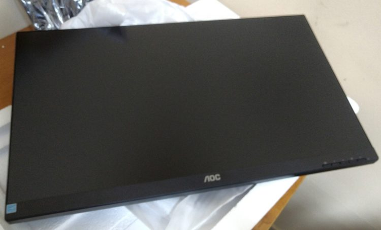 "AOC 24E1Q 23.8"" Black, photo 23"