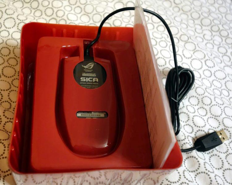 ASUS ROG Sica Steel Grey USB, image 24