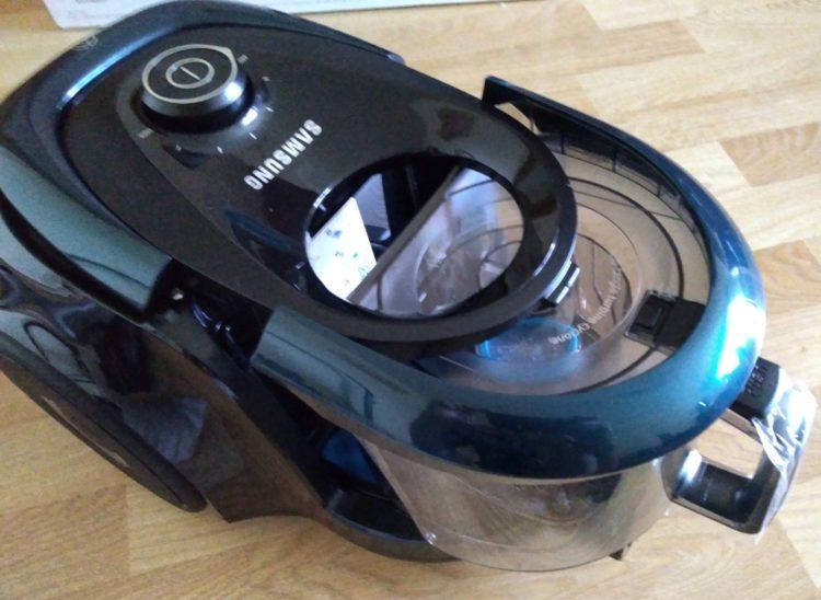 Vacuum Cleaner Samsung VC18M21C0VN, image 25
