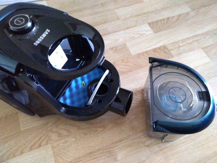 Vacuum Cleaner Samsung VC18M21C0VN, image 26