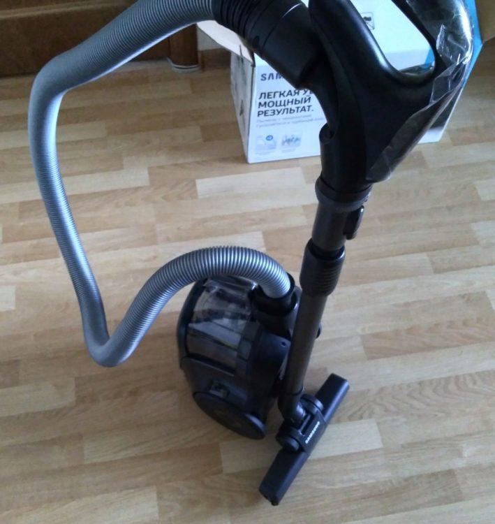 Vacuum Cleaner Samsung VC18M21C0VN, image 29
