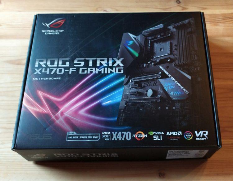 ASUS ROG STRIX X470-F GAMING, image 2