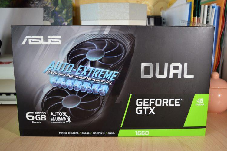 ASUS GeForce GTX 1660 6GB Dual EVO, image 2
