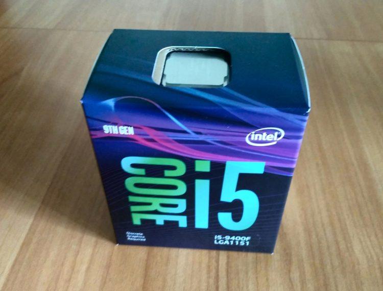 CPU Intel Core i5-9400F LGA1151 BOX, image 2