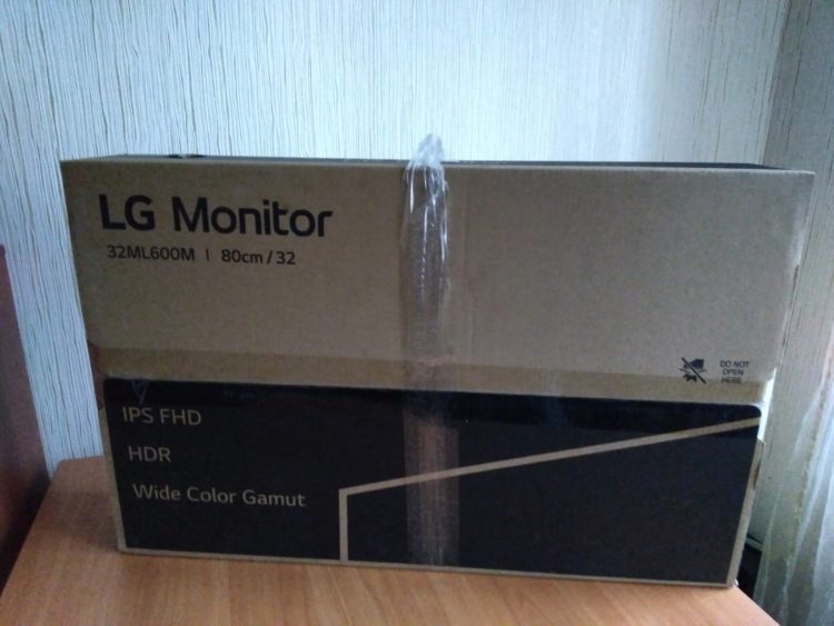LG 32ML600M-B, photo 2