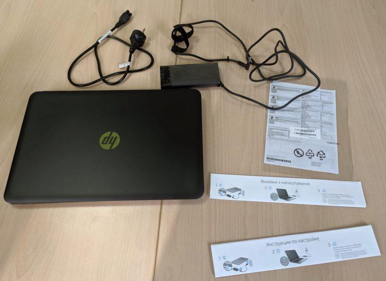 HP Pavilion Gaming 15-bc437ur, image 2
