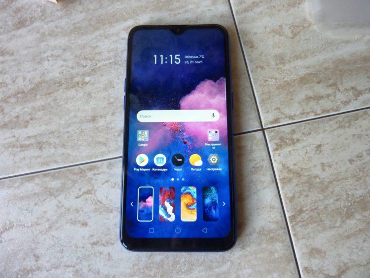 Smartphone Realme C2, image 33