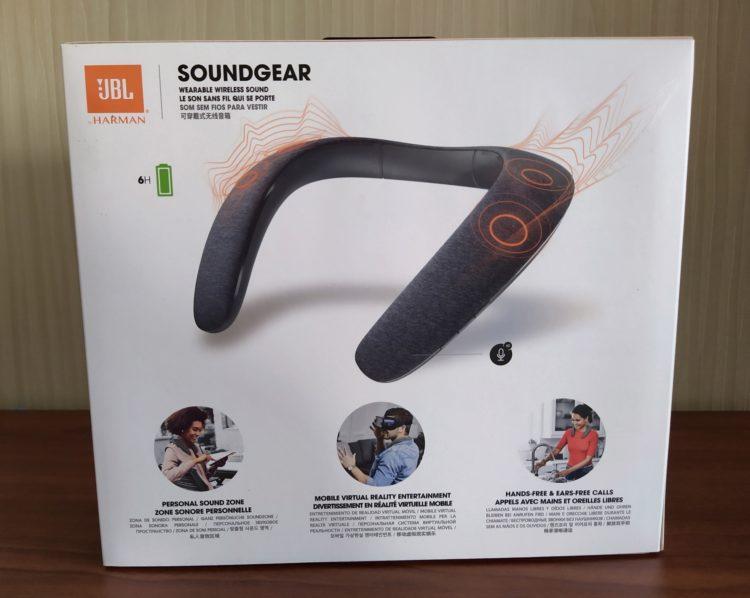 Portable Speakers JBL Soundgear, image 3