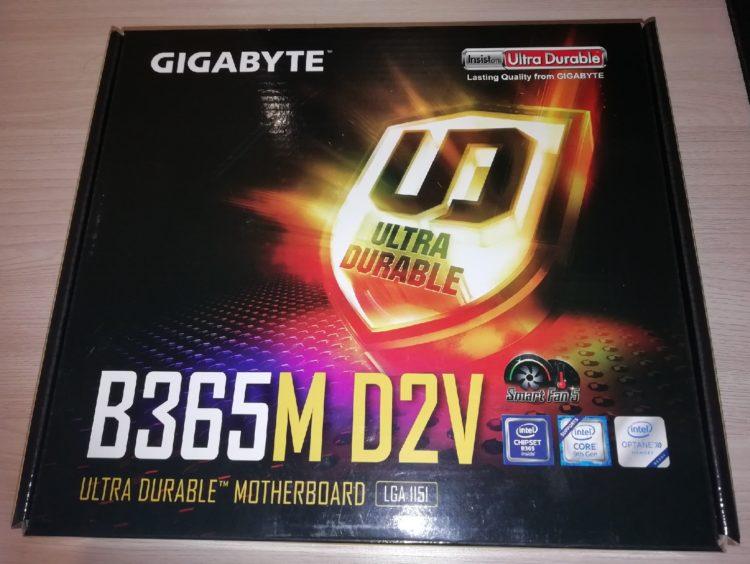 Gigabyte B365M D2V LGA1151 v2, image 3
