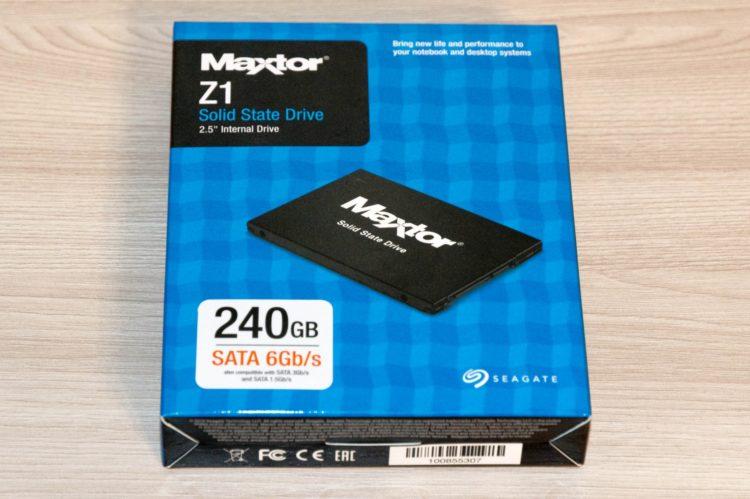 SSD Maxtor Z1 240GB SATA3 TLC (YA240VC1A001), image 3