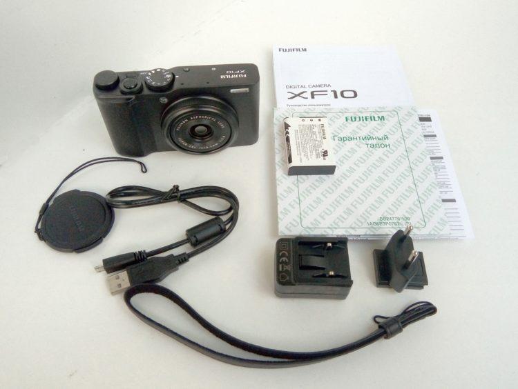 Fujifilm XF10 Digital Camera, image 3
