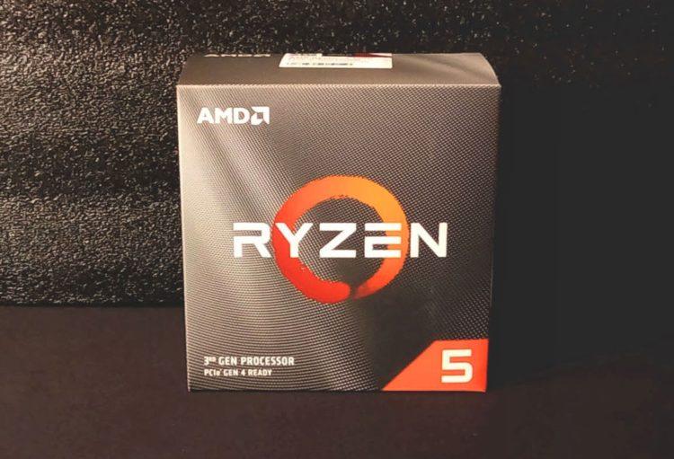 CPU AMD Ryzen 5 3600 AM4, image 3